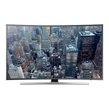 "Image of Samsung 55"" UA55JU7500W 4K UHD Curved TV"