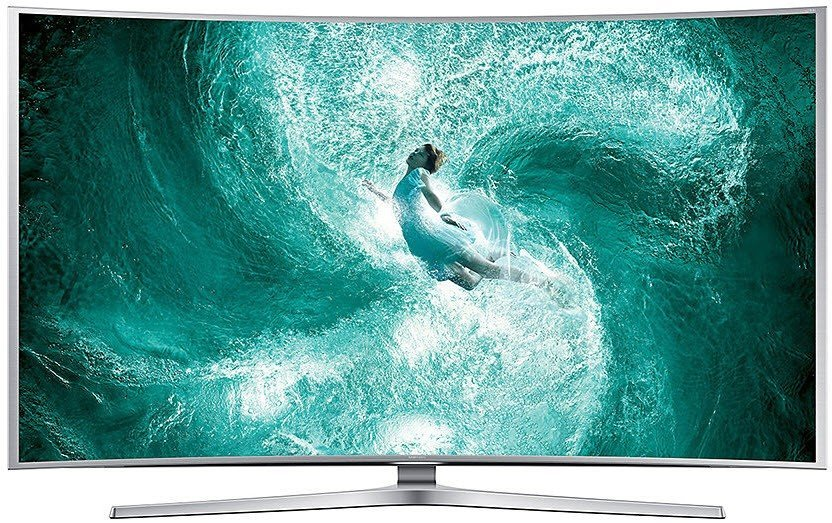 """Image of Samsung UA55JS9000 55"""" 140cm Curved SUHD 3D Smart TV With Tizen OS"""