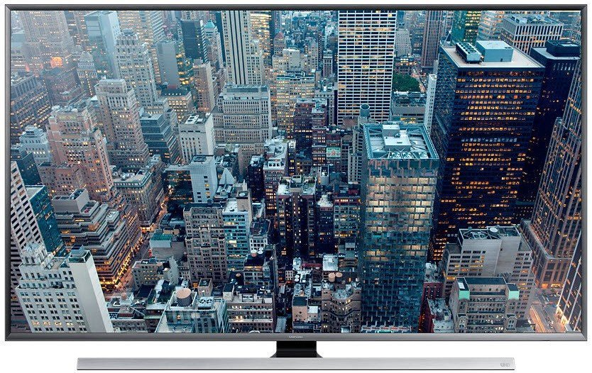 "Image of Samsung 55"" UA55JU7000W 4K UHD LED TV"