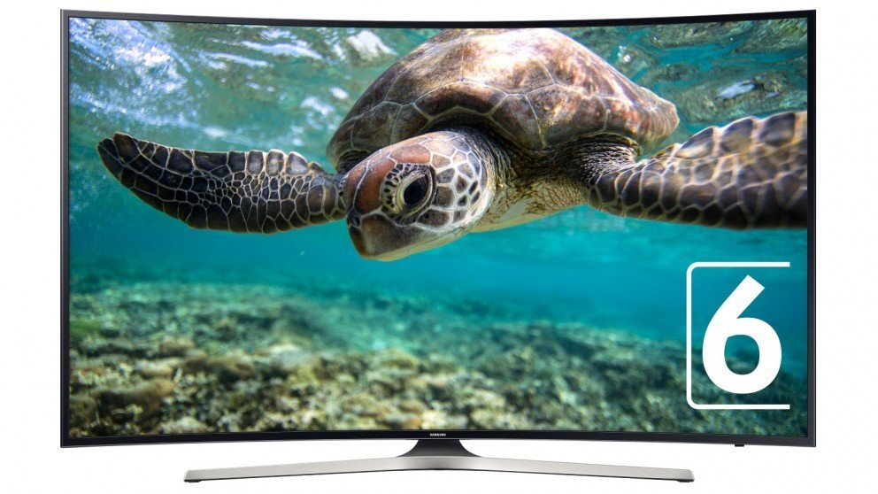 """Image of Samsung 55"""" Series 6 Ultra HD LED LCD Smart Curved TV"""