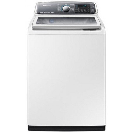 Image of Samsung Electronics WA10J8700GW 10kg Top Load Washing Machine