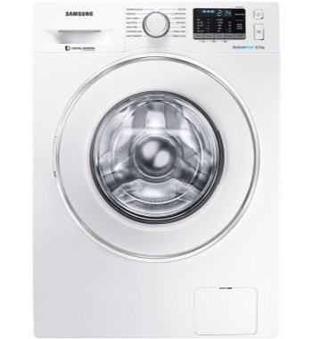 Image of Samsung WW85J5410IW 8.5kg Front Load Washing Machine