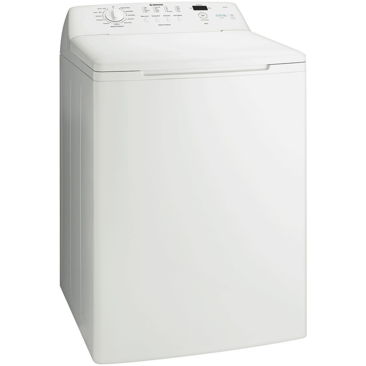 Image of Simpson 10kg Top Load Washer - SWT1043