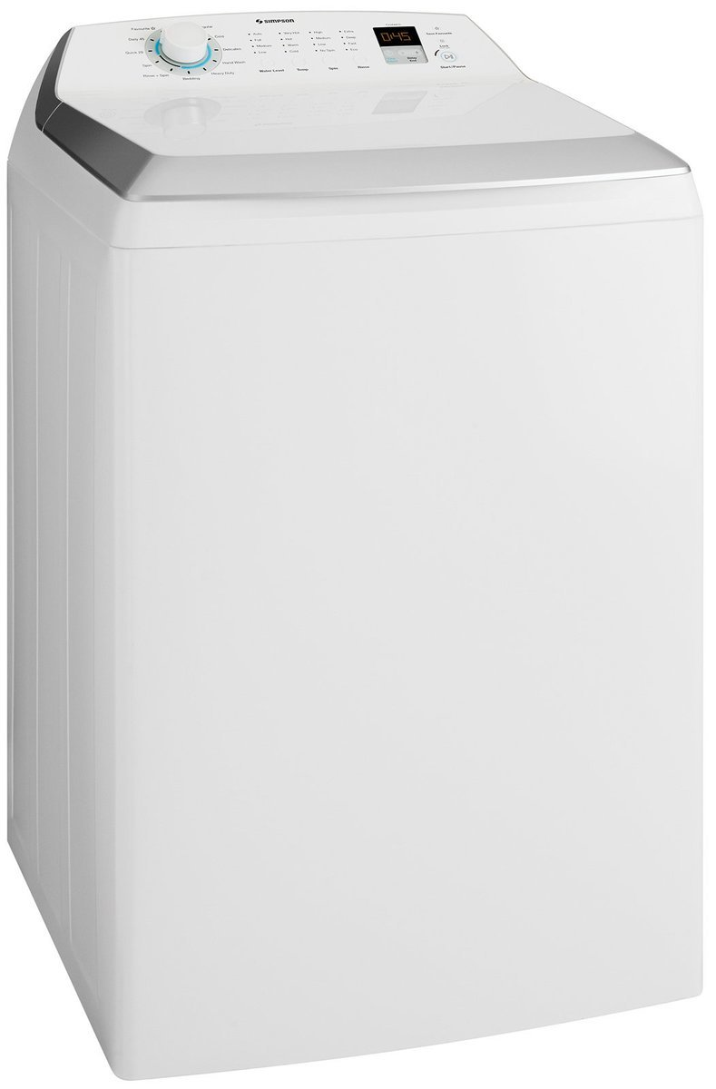 Image of Simpson 9kg Top Load Washer - SWT9043A