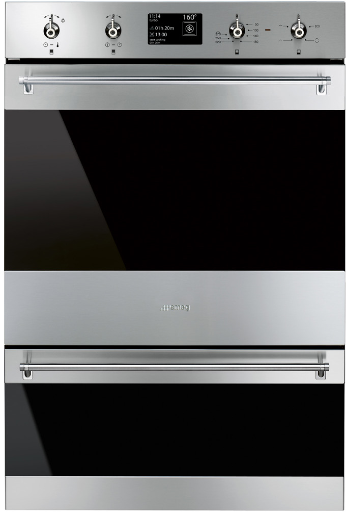 Image of 60cm Double Pyrolytic Thermoseal Oven DOSPA6395X