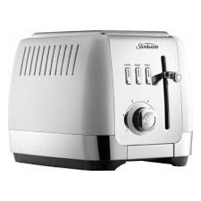 Sunbeam London Collection 2 Slice Toaster - White