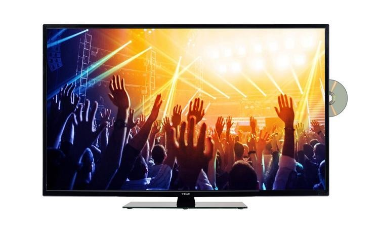 Image of 48 Teac Lev48A1Fhd Full Hd Led Lcd Dvd Combo Tv LEV48A1FHD