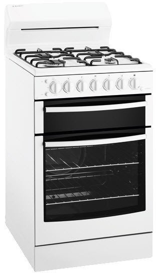 Image of 54cm Freestanding Westinghouse Lp Gas Upright Cooker WLG505WALP
