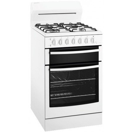 Image of 54cm Freestanding Westinghouse Natural Gas Upright Cooker WLG505WANG