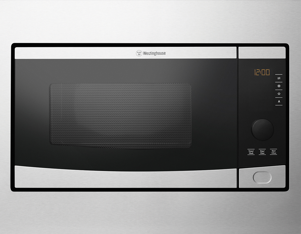 Image of Westinghouse WMB2802SA 28L Built-in Microwave Oven 900W