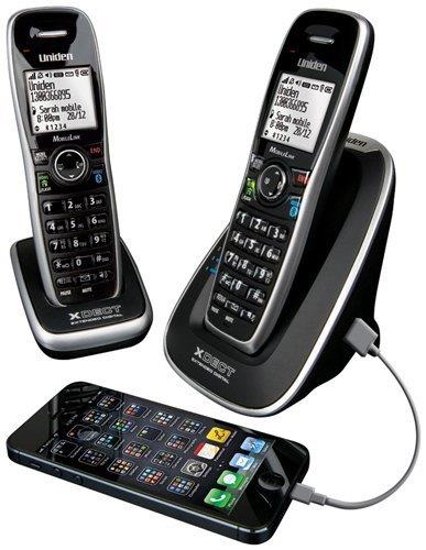 Image of Uniden XDECT Cordless Phone - XDECT8115+1 *End of Line*