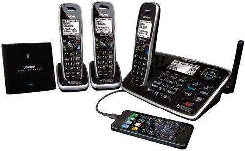 Image of Uniden XDECT 8155 + 2 Bluetooth Cordless Phone