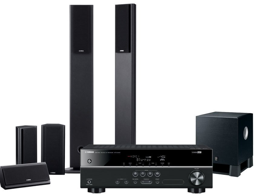 Best yamaha yht 3910 home theater system prices in for Yamaha home stereo systems