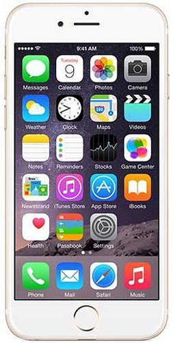 Apple Iphone 6 16GB Mobile Cell Phone