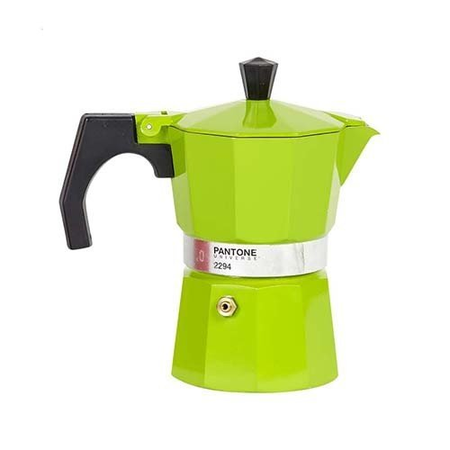 Pantone Coffee Maker How To Use : Compare Pantone Universe 2294 Green Shoots Coffee Maker prices in Australia & Save