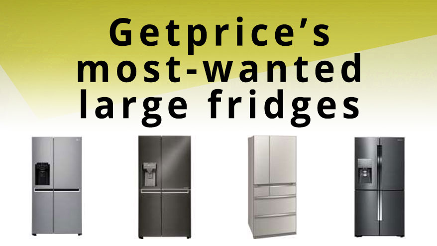 The top large-size fridges in Australia