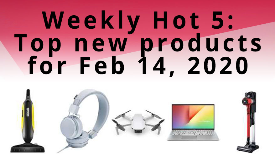 Getprice's Weekly Hot 5 - Feb 14, 2020