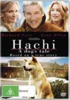 HACHI - A DOGS TALE