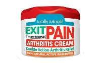 Exit Pain Arthritis Cream by Totally Natural Products