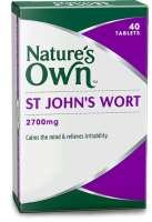 St John's Wort By Natures Own