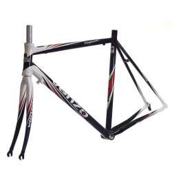 Venzo Road Bike Bicycle Racing 700c Alloy Frame 54cm