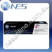 HP Genuine CE313A MAGENTA Toner Cartridge for HP LaserJet Pro 100 color M175a/M175nw/LaserJet Pro 200 color M275nw/CP1025/CP1025nw (1K Yield) #126A