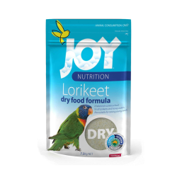 joy dry diet lorikeet 3kg
