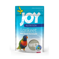 joy wet diet lorikeet 500g