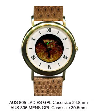 Image of Australis Opal Watch - Gents Style: 806