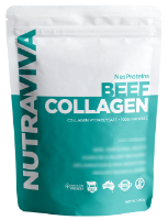 NesProteins Grass Fed Collagen Hydrolysate 100% Natural 450g Unflavoured