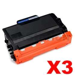 3 x Brother TN-3440 Compatible Toner High Yield - 8,000 pages