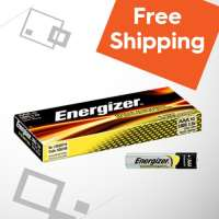 Energizer AAA Industrial pack of 10 Alkaline Battery