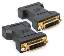 DVI-I Female to DVI-I Female Adaptor (DVI-I Coupler)