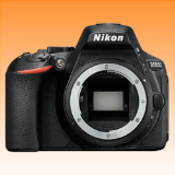 New Nikon D5600 24MP Body Digital SLR Camera Black (FREE INSURANCE + 1 YEAR AUSTRALIAN WARRANTY) - Visit Us For More Color Variant