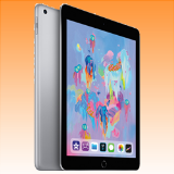 New Apple Ipad (9.7) 128GB 4G (2018) Tablet Space Grey (FREE INSURANCE + 1 YEAR AUSTRALIAN WARRANTY) - Visit Us For More Color Variant