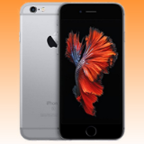 Used as Demo Apple iPhone 6s 16GB Space Gray (6 month warranty)