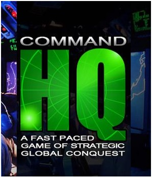 ‎MicroProse Command HQ PC Game