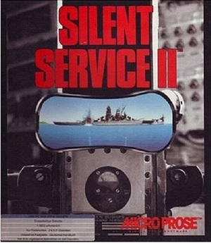 MicroProse Silent Service 2 PC Game