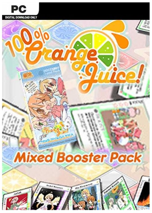 Fruitbat Factory 100 Percentage Orange Juice Mixed Booster Pack PC Game