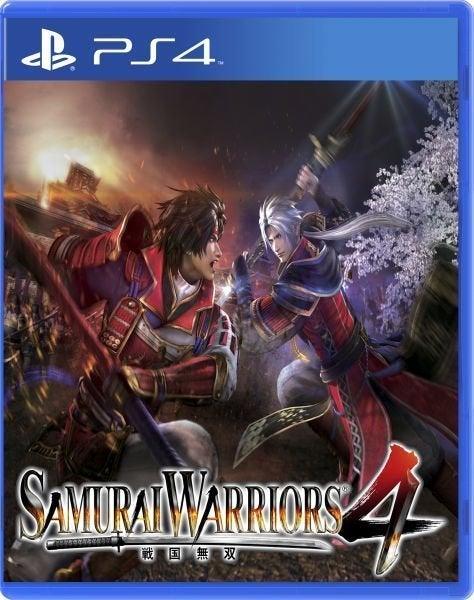 Koei Samurai Warriors 4 PS4 Playstation 4 Game