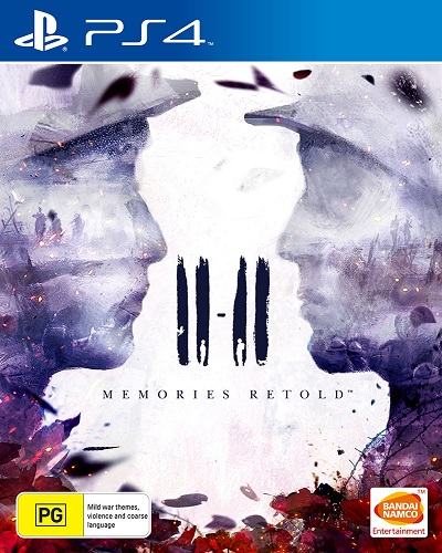 Bandai 11-11 Memories Retold Refurbished PS4 Playstation 4 Game