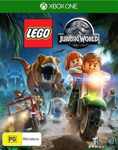 Warner Bros LEGO Jurassic World Xbox One Game