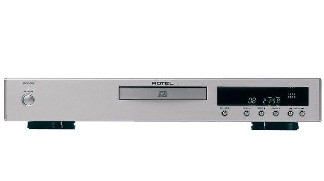 Rotel RCD06 CD Player