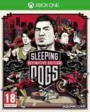 Square Enix Sleeping Dogs Definitive Edition Xbox One Game