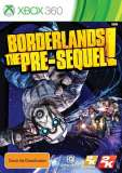 2K Games Borderlands The Pre Sequel Xbox 360 Game