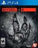 2k Games Evolve PS4 Playstation 4 Game