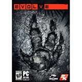 2K Games Evolve PC Game