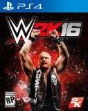 2k Games WWE 2K16 PS4 PlayStation 4 Game