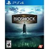 2k Games BioShock The Collection PS4 Playstation 4 Game