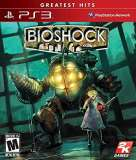 2k Games Bioshock PS3 Playstation 3 Game